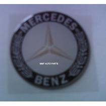 Emblema Mercedes - Capó Da Sprinter - Mmf Auto Parts