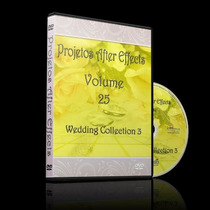 Projetos After Effects - Volume 25 - Casamento