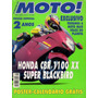 Moto! N°25 Honda Cbr 1100 Xx Super Blackbird Vulcan 800 600f