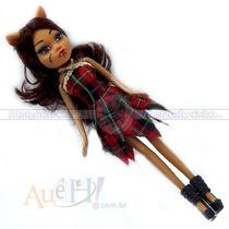Boneca Fashion Girl Monster (clawdeen Wolf )