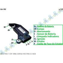 Regulador De Voltagem Gm Corsa 14v - Gauss