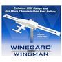 Antena Winegard Sensar Iv Rvw-395 Para Tarilers E Motor-home