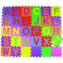 Tapete Alfabetário Composto De 30 Quadros De Encaixe - 3072