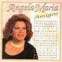 2858 - Cd Angela Maria - Amigos - Roberto Carlos, Fagner