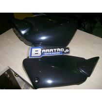Par De Tampas Laterais Honda Cg Fan Titan 125 Anos 00 À 08