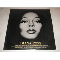 Lp Diana Ross - Theme From Mahogany - 1976