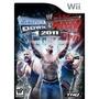 Jogo Wwe Smackdown Vs Raw 2011 Pra Nintendo Wii Tem Espanhol