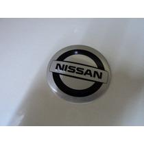Emblema Nissan Para Rodas Esportivas Tamanho 69mm