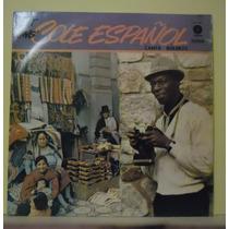 Lp Nat King Cole - Cole Español Canta Boleros - Capitol 1972