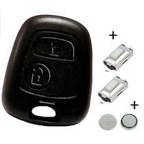 Capa Chave Telecomando Peugeot 206 Citroen C3 Picasso