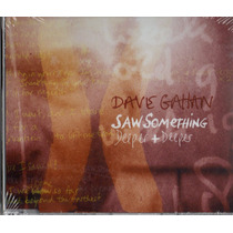 Dave Gahan - Saw Something - Depeche Mode Cd Single Lacrado