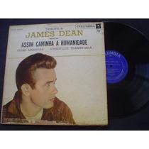 Lp Juventude Transviada - Tributo A James Dean -1957 - Mono