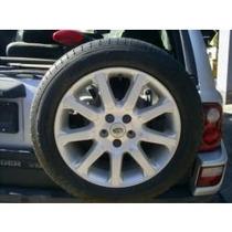 Rodas Originais De Land Rover Freelander Aro 18 Com Pneu