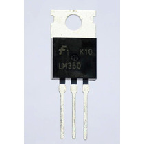 05 Circuito Integrado Lm350 * Lm 350