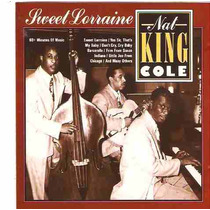 Cd Nat ´king´ Cole - Sweet Lorraine - Novo Lacrado***