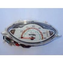 Painel Completo Biz 100 C/ Marcador Comb/digital