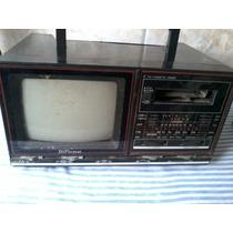 Tv Antiga 5 Polegada, Não Funciona