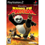 Dvd Original Ps2 Kung Fu Panda 100% Original