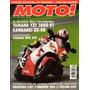 Moto! N°35 Yamaha Tdm 225 Yzf 1000 R1 Zx-9r Dragstar 650 600
