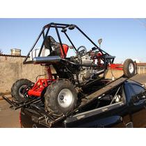 Kart Cross Piranha 250cc - Buggy - Gaiola - Peças - Trilha