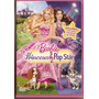 Dvd Barbie - A Princesa & A Pop Star - Novo***
