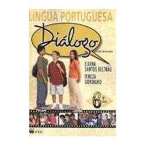 Diálogo - Língua Portuguesa - 6º Ano - 5ª Série - Ed. Renova