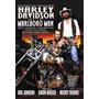 Dvd Caçada Sem Tréguas - Harley Davidson & Marlboro Man
