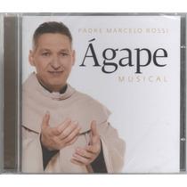 Cd Original Ágape Novo E Lacrado Padre Marcelo Frete Grátis!