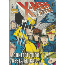 Gibi Marvel: X-men Extra 01 - Abril - Bonellihq
