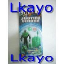 Boneco Lanterna Verde 12 Cm Morph Gear - Liga Da Justiça Jlu