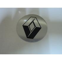 Emblema Renault 65mm Para Rodas Esportivas