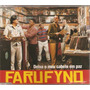 Cd Farufyno - Deixa Meu Cabelo Em Paz ( Single - Frete Grati