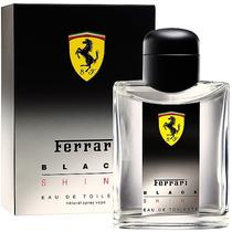 Perfume Masculino Ferrari Black Shine 125ml Edt Original