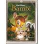 Dvd Bambi - Edição Diamante - Novo***