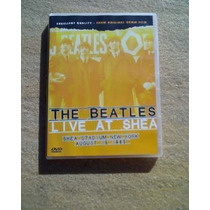 The Beatles Live At Shea Dvd Lacrado