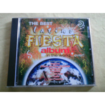 Cd - The Best Latino Fiesta Album In The World Ever Importad