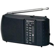 Rádio Portátil Original Sony Icf-8 Pocket Am/fm Entrada P2