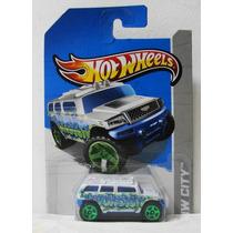 Rockster Hot Wheels 2013