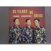 Os Filhos De Goiás -lp-vinil-pobre Esquecido-forró-mpb-serta