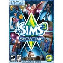 Pacote Expansão The Sims 3 Showtime Edição Limitada Pc E Mac