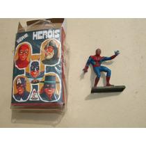 = Série Heróis = Homem Aranha Boneco Original Gulliver