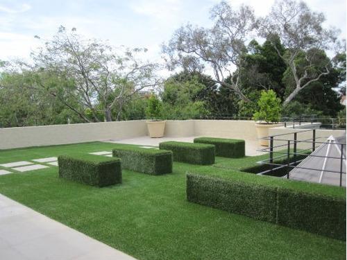 Grama Sintética Decorativa Revestimento Muro Parede Viva (Outros) A ~ Grama Sintetica Decorativa Jardim