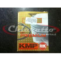 Pistão Aneis Kit Kmp / Rik Titan 150 Cg 150 4mm Competição