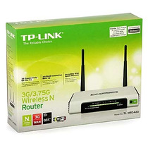 Tp-link Router Tl-mr3420 3g Wireless N Router