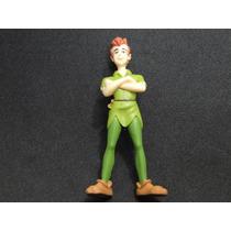 Boneco Peter Pan Da Coleção Disney