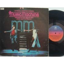 The Music Machine Lp Nacional Usado The Music Machine 1980
