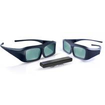 Kit 3d Philips Pta02 Ativo ( 2 Óculos+receptor+atualização )