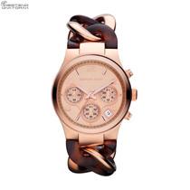 Relógio Michael Kors Tortoise Rose Mk4269