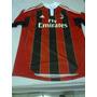 Camisa Milan 2013 Home #10 Prince G Adidas Pronta Entrega