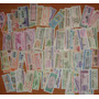 Lote Notas 100 Cupons Racionamento China Arroz Gasolina Etc